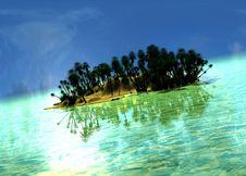 Free Tropical Island Stock Image - 7822721