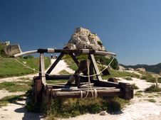 Free Les Baux-de-Provence Royalty Free Stock Image - 7822736