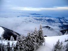 Free Winter Landscape Stock Photography - 7823022