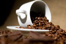 Free Cup Of Coffee Stock Photography - 7823342