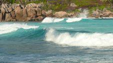 Free Big Waves Stock Image - 7823811