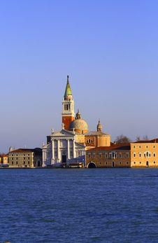 Free St. Giorgio Maggiore Royalty Free Stock Image - 7824386