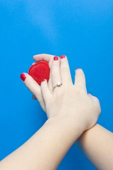 Free Marriage Proposal Royalty Free Stock Photography - 7824567