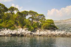 Free Croatian Landscape Royalty Free Stock Photo - 7824825