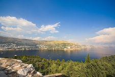 Free Beautiful View From Lokrum Island Royalty Free Stock Photo - 7824925