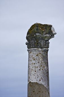 Free Roman Ruins Royalty Free Stock Photography - 7825367