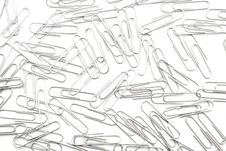 Free Paperclip Background Stock Images - 7826404
