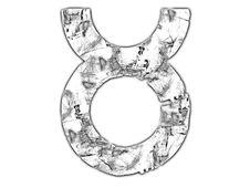 Free Zodiac Sign Taurus Royalty Free Stock Photography - 7826557