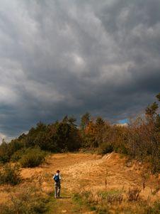 Free Mountain Path Royalty Free Stock Photos - 7826748