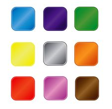 Free Colored Squares Royalty Free Stock Photo - 7827305