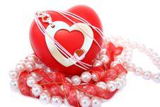 Free Valentine Hearts Royalty Free Stock Photography - 7827427