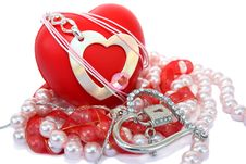Free Valentine Hearts Royalty Free Stock Images - 7827849