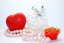 Free Valentine Hearts Royalty Free Stock Images - 7827929