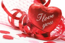 Free I Love You Stock Photo - 7828090