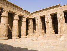 Free Egyptian Columns Royalty Free Stock Photos - 7828758
