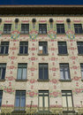 Free Viennese Architecture Art Nouveau, Otto Wagner Stock Photo - 7831020
