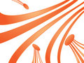 Free Abstract Orange Background Stock Photography - 7832162
