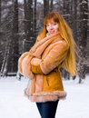 Free Winter Girl Royalty Free Stock Photos - 7833858