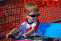 Free Child With Sunglasses Royalty Free Stock Photos - 7835888