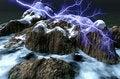 Free Lightning Illustration Stock Photo - 7836030