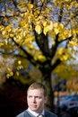 Free Man Looking Away Stock Photography - 7836432