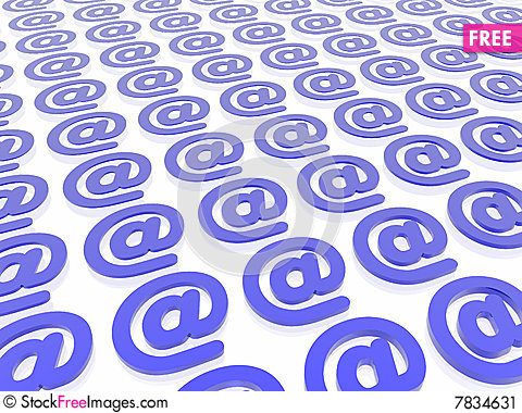 Blue Email Background - Free Stock Photos & Images - 7834631 ...