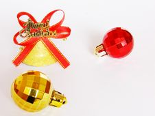 Free Xmas Toys Royalty Free Stock Photos - 7830468