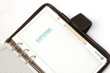 Free Notebook Stock Photography - 7831312