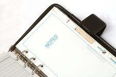 Free Notebook Royalty Free Stock Image - 7831336
