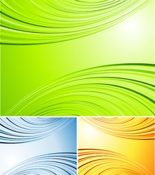 Free Vector Striped Background Royalty Free Stock Photos - 7831418