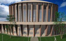 Free Coliseum Royalty Free Stock Photos - 7831448