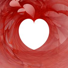 Free Hearts Backgraund Stock Image - 7831451