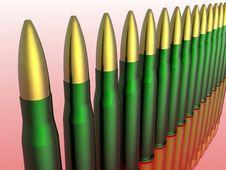 Free Bullets Stock Photo - 7832270