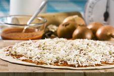Free Pizza Royalty Free Stock Photos - 7832288