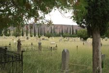 Free Old Cemetery Royalty Free Stock Photography - 7832707