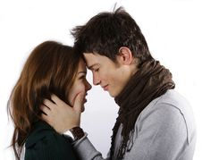 Free I M Gonna Kiss You Right Now Royalty Free Stock Photo - 7832755