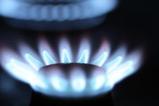 Free Burned Gas Range Stock Photo - 7833130