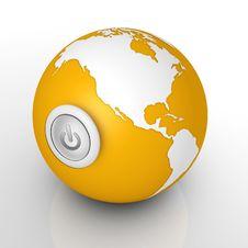 Free Switch Globe Stock Photography - 7833242