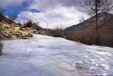 Free Ice Field Royalty Free Stock Image - 7833426