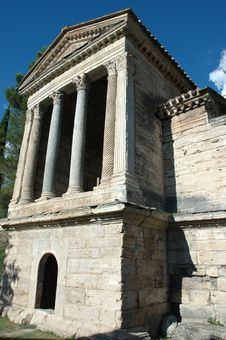 Free Roman Temple Stock Photo - 7833990