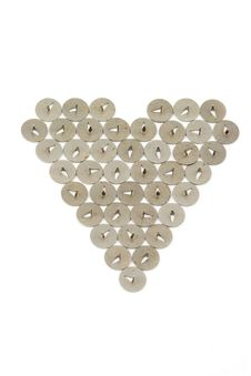 Free Pushpin-heart Royalty Free Stock Photos - 7834188