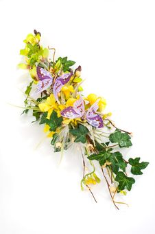 Free Bouquet Of Artificial Flowers Stock Photography - 7834232