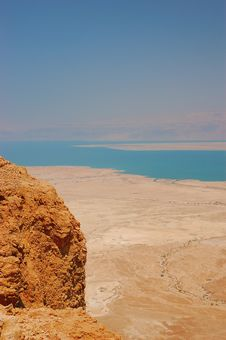Free Dead Sea Royalty Free Stock Photo - 7834405