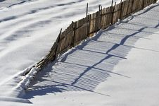 Free Snow Detail Stock Photography - 7834582