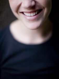 Free Woman Smiling Royalty Free Stock Images - 7835519