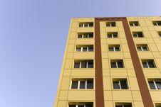 Free Yellow Building Stock Photo - 7835530