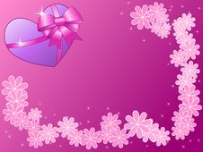 Free Valentine Background, Vector Stock Photos - 7835713