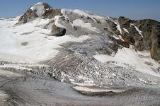 Free Mountain Glacier Royalty Free Stock Photos - 7836608