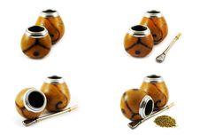 Free Yerba Mate Gourds Stock Image - 7837071
