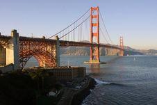 Free Golden Gate Bridge Royalty Free Stock Image - 7837526
